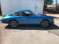 This is a very rare 1968 Porsche 911L matching numbers