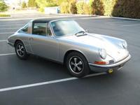 1968 Porsche 911L Targa For Sale in Ripon, California