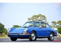 This 1968 Porsche 912 Coupe . It is equipped with a