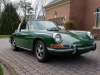 1968 Porsche 912 Coupe Matching Numbers Car.  This Car