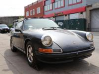 This 1968 Porsche 912 Soft-Window Targa is an extremely