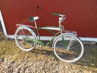 1968 Schwinn panther  all original paint  2 speed kick
