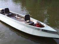 I have a 1968 Super Skeeter (15 ft.) for sale. The