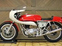 1968 RICKMAN METISSE TRIUMPH ROAD RACER  ALL ORIGINAL