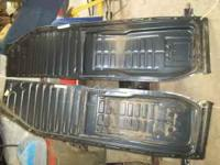 two Volkswagon floor pans bought for 1968 Volkswagon,