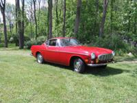 Year : 1968 Make : Volvo Model : 1800S Exterior Color :