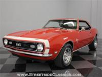 This 1968 Camaro SS is the kind of resto-mod we'd all