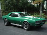 1968 Chevrolet Camaro SS 427 Motion Prepped Collector