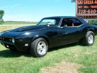 $24,995 1968 Chevy Camaro SS, Stock 350, Chevy V8, AT.