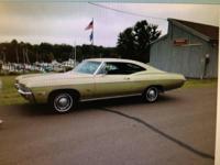 1968 Chevy Impala for sale (PA) - $23,000 '68 Chevy