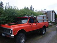 i have a 68 chevy truck for sale this has been a fun