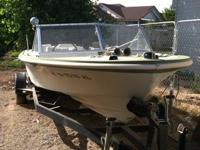 "1968 glaspar - Flying ""V"" I/O Volvo Penta outdrive -"