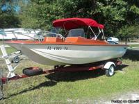 For Sale: 1968 MFG Tri-hull with more recent bimini