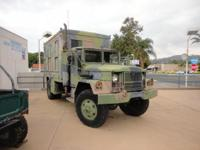 1968 Kaiser M35A2, 17,087 miles. Price: $10,997. Year: