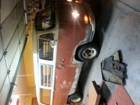 replaced push rod seals, main seal, throw out bearing,