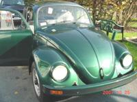1969 Beetle Mex with less than 1000 km and with plastic