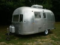 Perfect, but smaller airstreams are hard to find in