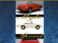 "I finalized a ""parts out"" on a 1969 Alfa Romeo Spider"