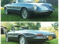 Up for sale, please find this GORGEOUS 1969 ALFA ROMEO