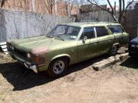 original unrestored one owner classic station wagon,