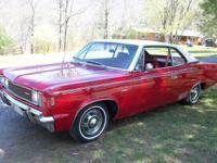1969 AMC REBEL (VA) - $15,000 THE 343, 4 BARREL IS