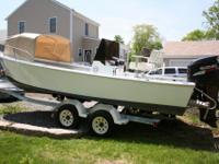 - Stock #78816 - This Aquasport vessel has had a