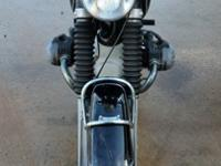 Up for sale is a completely original 1969 R60US. The