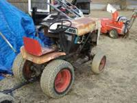 i have a 1220 or 1225 bolens 12 hp lawn tractor i have