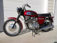 Exceptional example of a matching numbers BSA Rocket 3