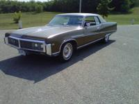 I have a 1969 Buick Electra 225 for sale with the