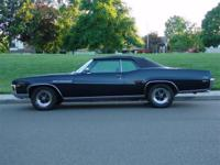 This is a 1969 Buick LaSabre Convertible that is clean,