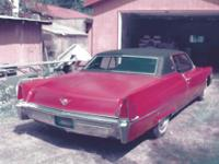 1969 Cadillac Coupe Deluxe For Sale in Barnes,