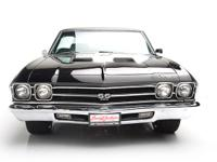 This 1969 Chevelle has undergone a recent frame-off