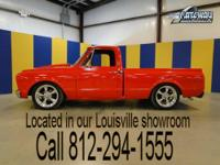 Classic 1969 Chevrolet C-10 pick up for sale in our