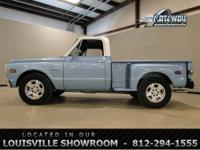 1969 Chevrolet C10 stepside for sale in our Louisville