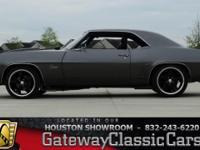Stock #170HOU 1969 Chevrolet Camaro FOR SALE Engine: