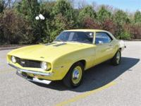 Just in is this very stock looking 1969 Camaro with
