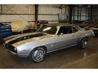 Very nice 1969 Camaro SS , this car has been built with