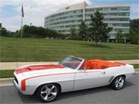 1969 ldquo;Dynacornrdquo; Camaro convertible Pro
