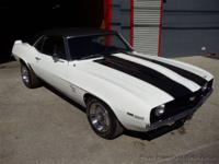 1969 Chevy Camaro SS X22 Coupe Over $60,000 Invested on