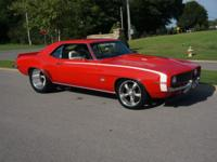 1969 Camaro Only 700 miles  1969 year 427 Big Block