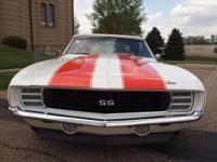 This classic American Muscle car is the iconic 1969