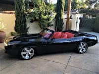 I am selling my 1969 Convertible Camaro Pro Touring