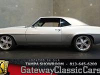 Stock #577-TPA 1969 Chevrolet Camaro Crate ZZ4