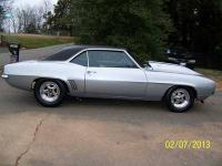 1969 Chevrolet Camaro in Excellent Condition Silver