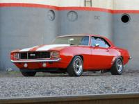 This 1969 Camaro RS is being offered for sale out of a