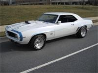 1969 Camaro RS/SS!Fabulous quot;Old Schoolquot; Blown