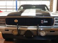 This is a real deal RS Z28. Matching numbers engine,