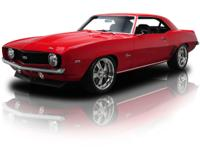 We've featured some amazing Camaro pro-tourers over the