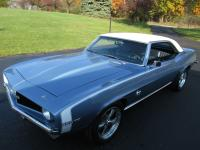 Collector Quality 1969 Chevrolet Camaro SS, this is a